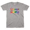 Chicago Strong pride rainbow t-shirt | Bandwagon Champs