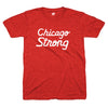 Chicago Strong red shirt | Bandwagon Champs