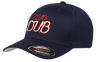 Club Dub hat | Chicago flex fit hat | Bandwagon Champs