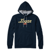 Logan Square Chicago Lightweight Hoodie