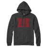 Logan Square Chicago neighborhood hoodie sweatshirt | Bandwagon Champs