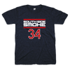 south side smoke 34 retro chicago tee