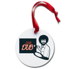 Bob Ross Club Dub Holiday Ornament | Bandwagon Champs
