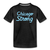 Chicago Strong Chicago blue kids youth shirt | Bandwagon Champs