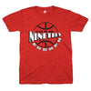 Team of the 90's Chicago basketball shirt | Bandwagon Champs