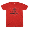 The Accountant Chicago hockey goalie shirt