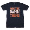 win the damn thing chicago shirt bandwagon champs