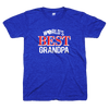 World's Best Grandpa shirt Chicago manager Bandwagon Champs
