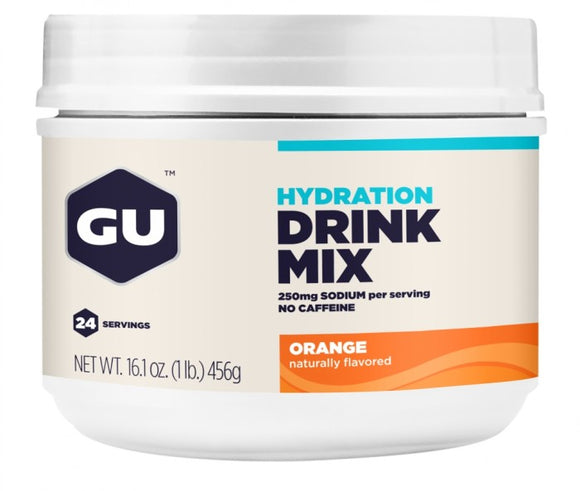 Gu Hydration Drink Mix Bulk Orange