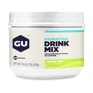 Gu Hydration Drink Mix Bulk Lemon Lime