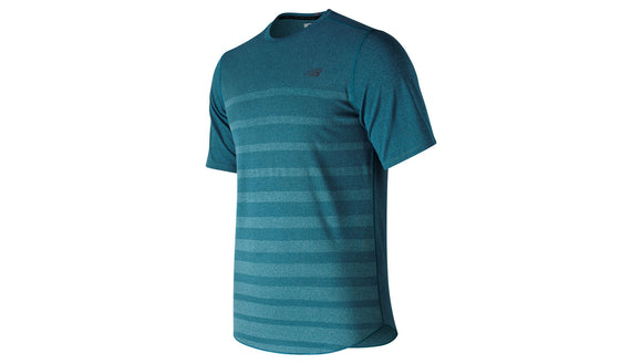 New Balance Q Speed Jacquard Short Sleeve