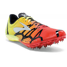 Brooks 2 QW-K Sprinting Track Spikes