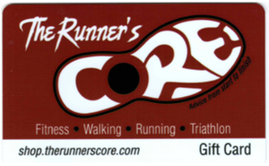 Runner's Core Gift Card