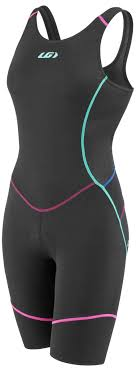 Louis Garneau Tri Comp Open-Back Suit