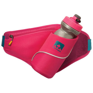 Nathan Triangle Waist Pack with True Flex Bottle