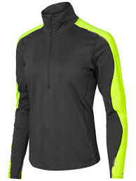 Brooks Fall Nightlife 1/2 Zip