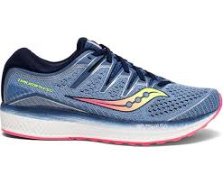 Saucony Triumph ISO 5 Women's Shoes Blue/Navy