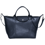 Le Pliage Cuir Bolso De Mano M - Luxury Avenue Boutique