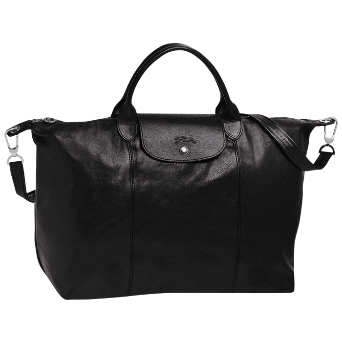 Le Pliage Cuir Bolso de Mano L - Luxury Avenue Boutique