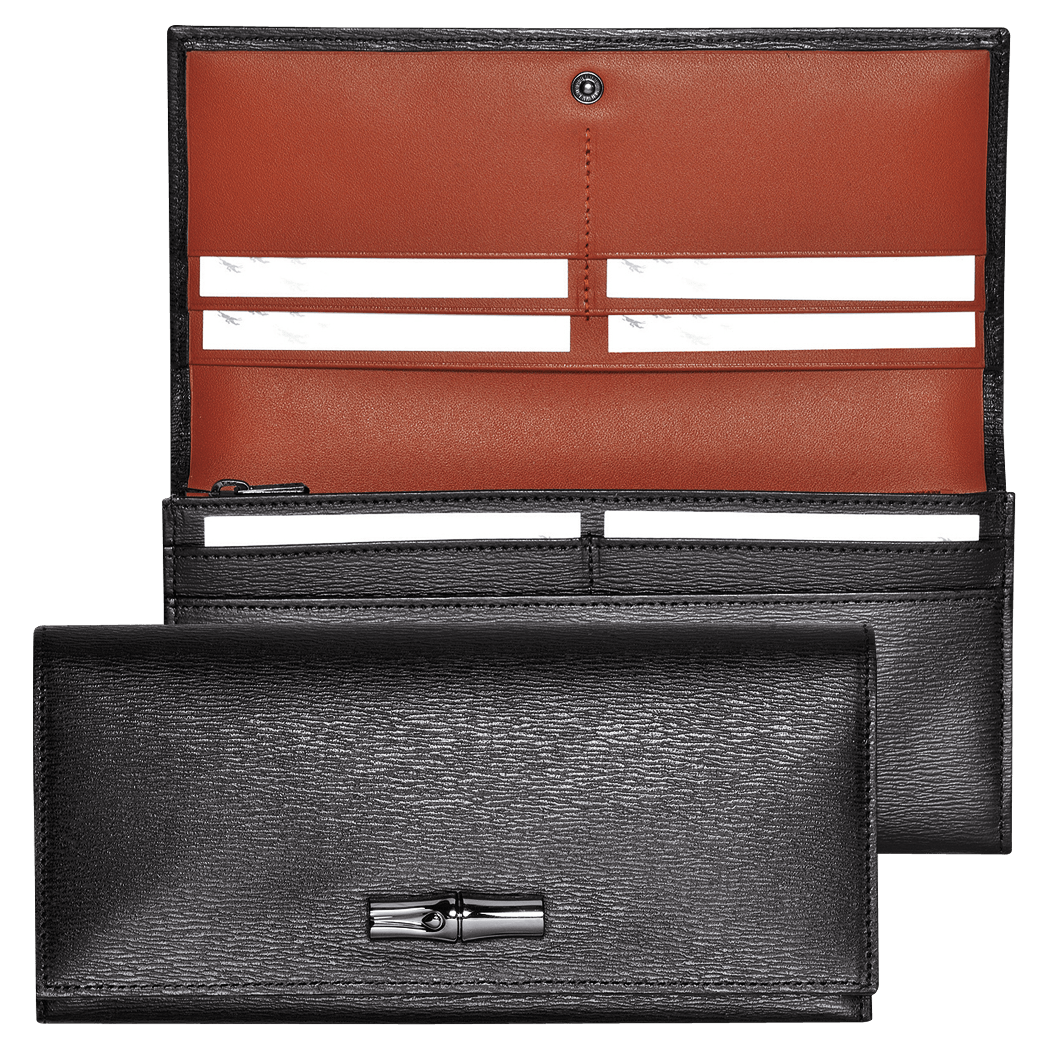 Roseau Cartera Continental - Luxury Avenue Boutique