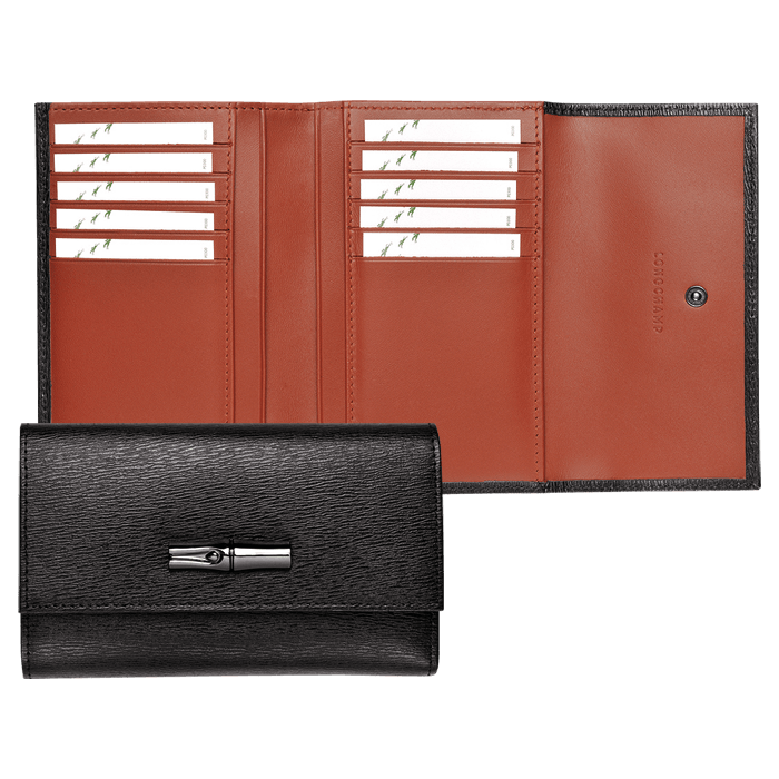 Roseau  Cartera Compacta - Luxury Avenue Boutique