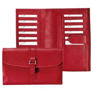 Le Foulonné Cartera Continental con Solapa - Luxury Avenue Boutique
