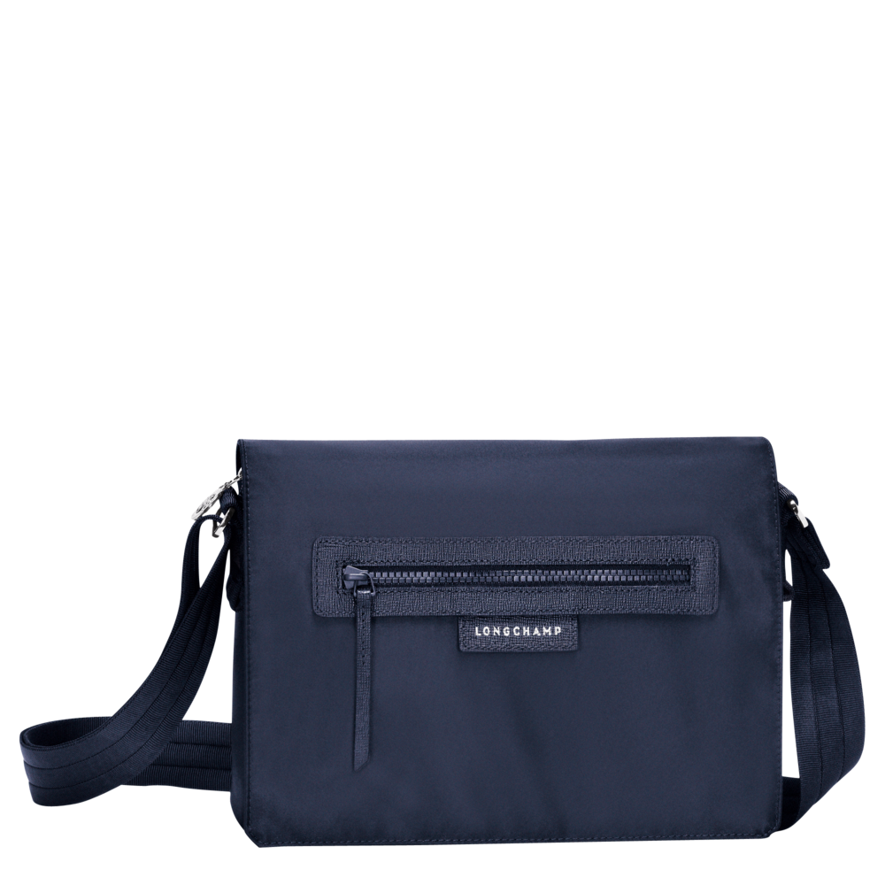 Le Pliage Neo Bolso de Hombro Azul Marino - Luxury Avenue Boutique