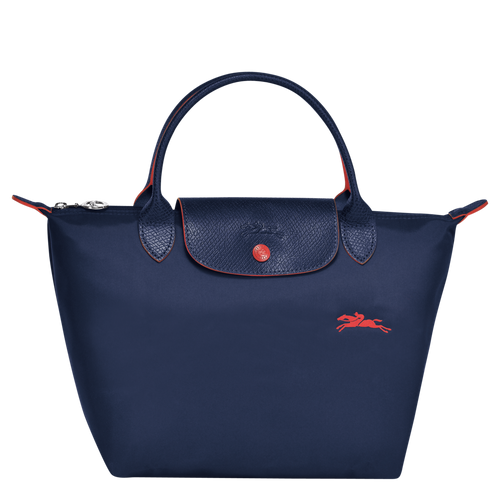 Le Pliage Club Bolso de Mano S Azul Marino - Luxury Avenue Boutique