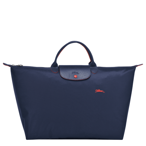 Le Pliage Club Bolso de Viaje L Azul Marino - Luxury Avenue Boutique