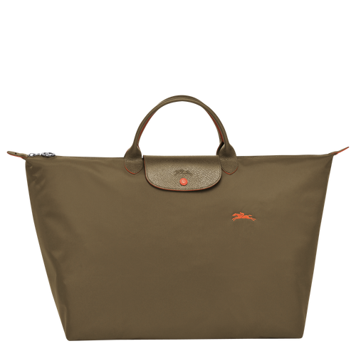 Le Pliage Club Bolso de Viaje L Khaki - Luxury Avenue Boutique