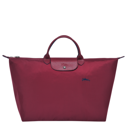 Le Pliage Club Bolso de Viaje L Granate - Luxury Avenue Boutique