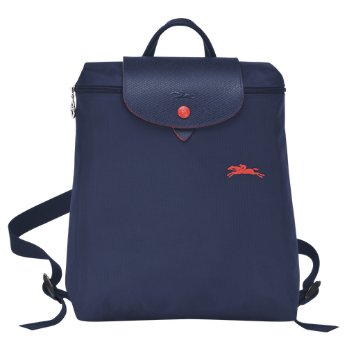 Le Pliage Club Mochila Azul Marino - Luxury Avenue Boutique