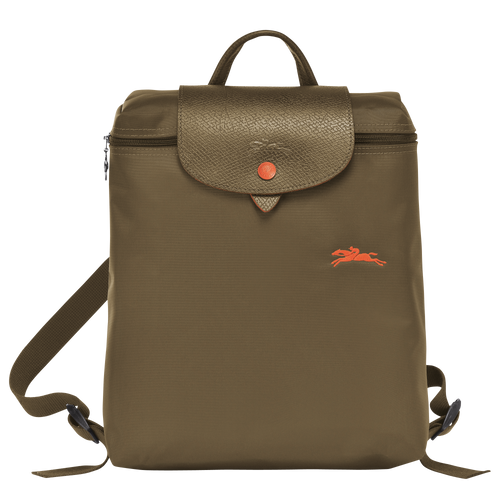 Le Pliage Club Mochila Khaki - Luxury Avenue Boutique