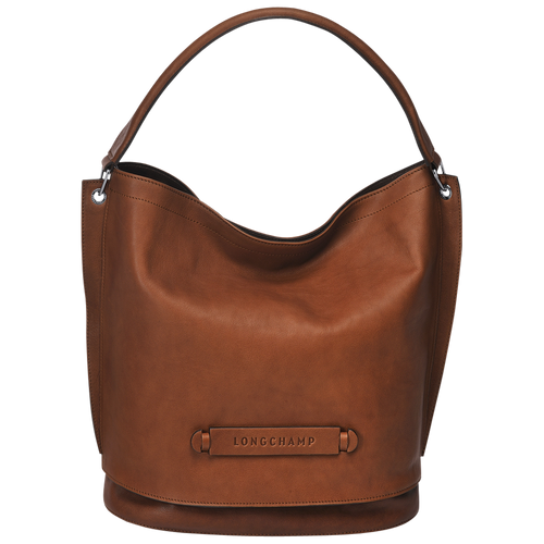 Longchamp 3D Bolso de Hombro Coñac - Luxury Avenue Boutique