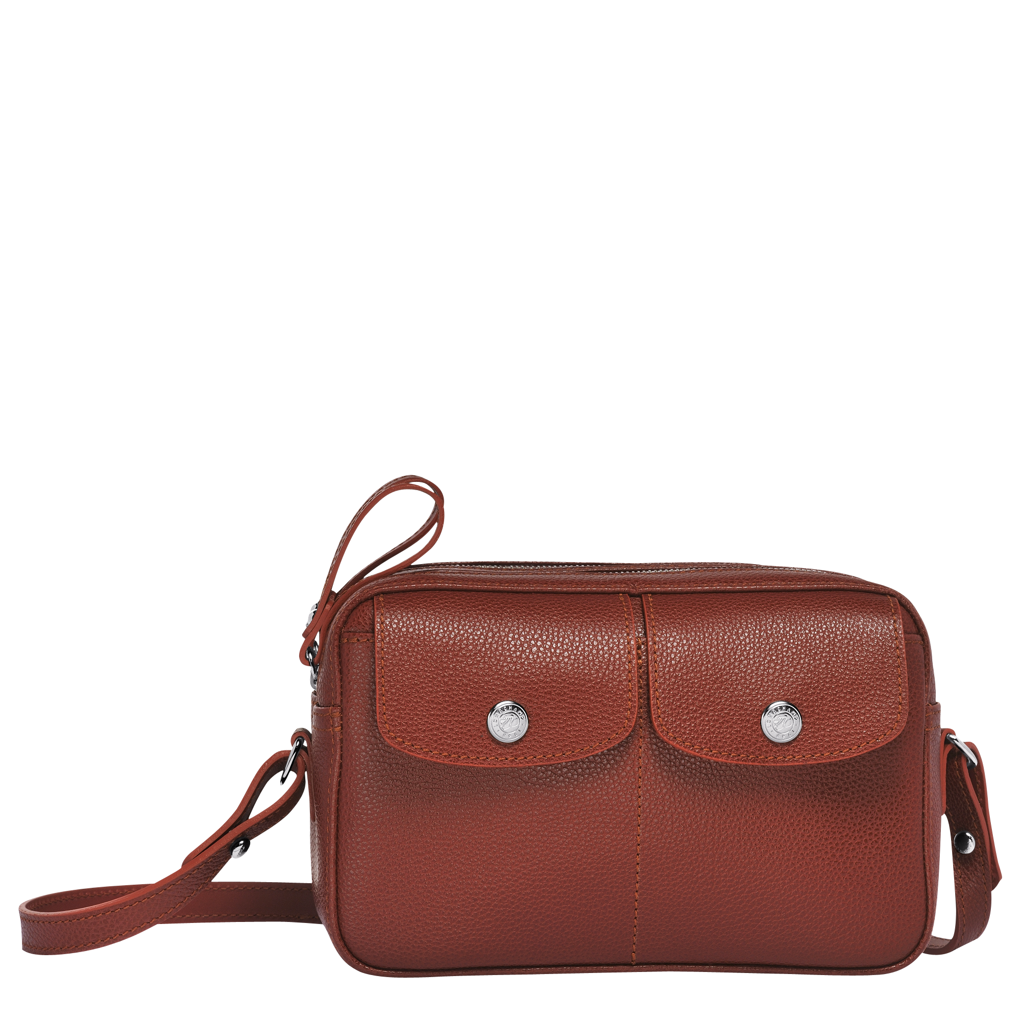 Le Foulonné Bolso Cruzado Granate - Luxury Avenue Boutique