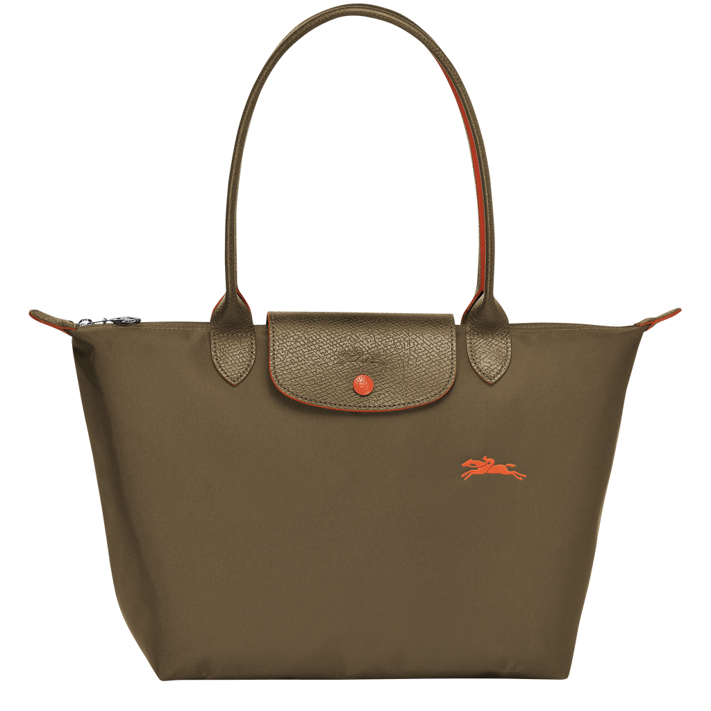 Le Pliage Club Bolso Shopper S Khaki - Luxury Avenue Boutique