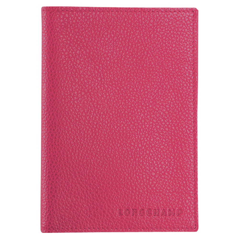 Le Foulonné Funda para Pasaporte Rosa - Luxury Avenue Boutique