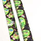 Rick and Morty Low Profile Wrist Wraps
