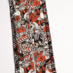 Skulls and Roses Low Profile Wrist Wraps