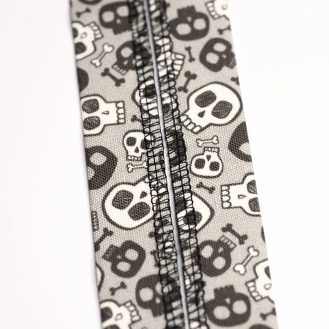 Skulls Low Profile Wrist Wraps