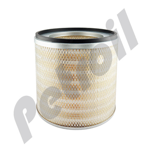 PA645 Filtro Aire Baldwin Externo Allis Chalmers 70620717 Caterpillar 7M2654 AF289 42865