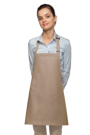 Premium No Pocket Bib Apron