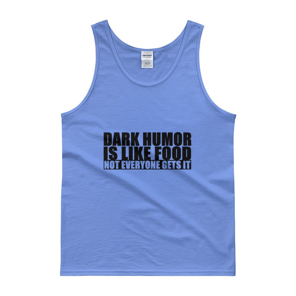 DARK HUMOR Men's Tank Top