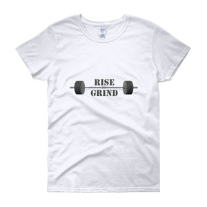 RISE AND GRIND Women's T-Shirt