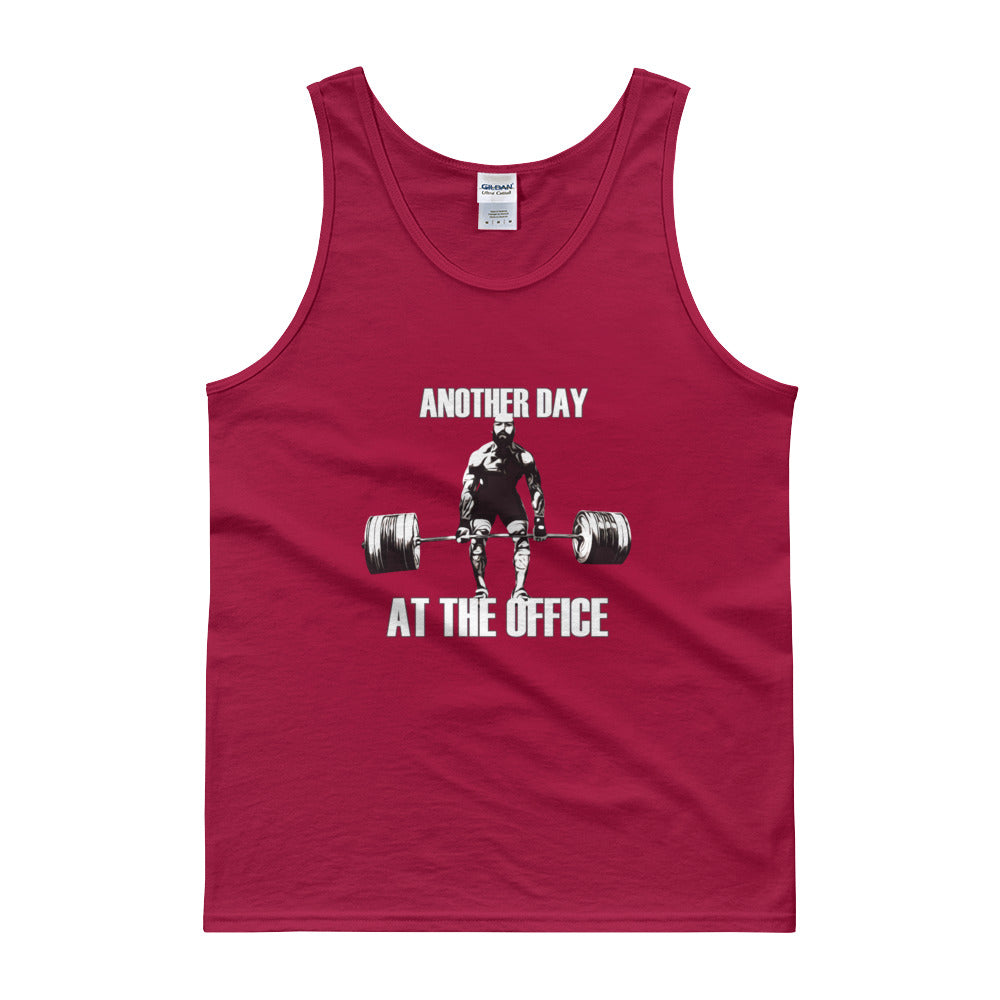 ANOTHER DAY AT THE OFFICE Men's Tank Top