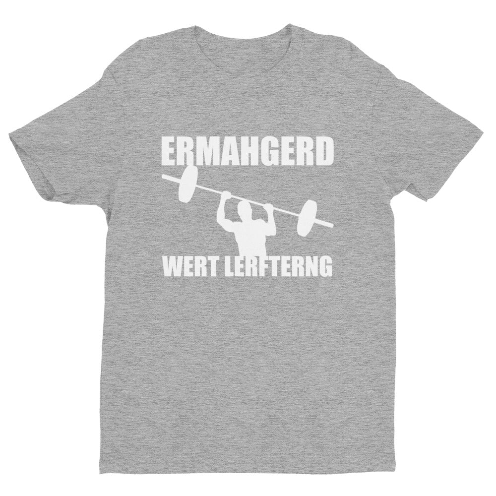 WERT LERFTERNG Men's T-Shirt