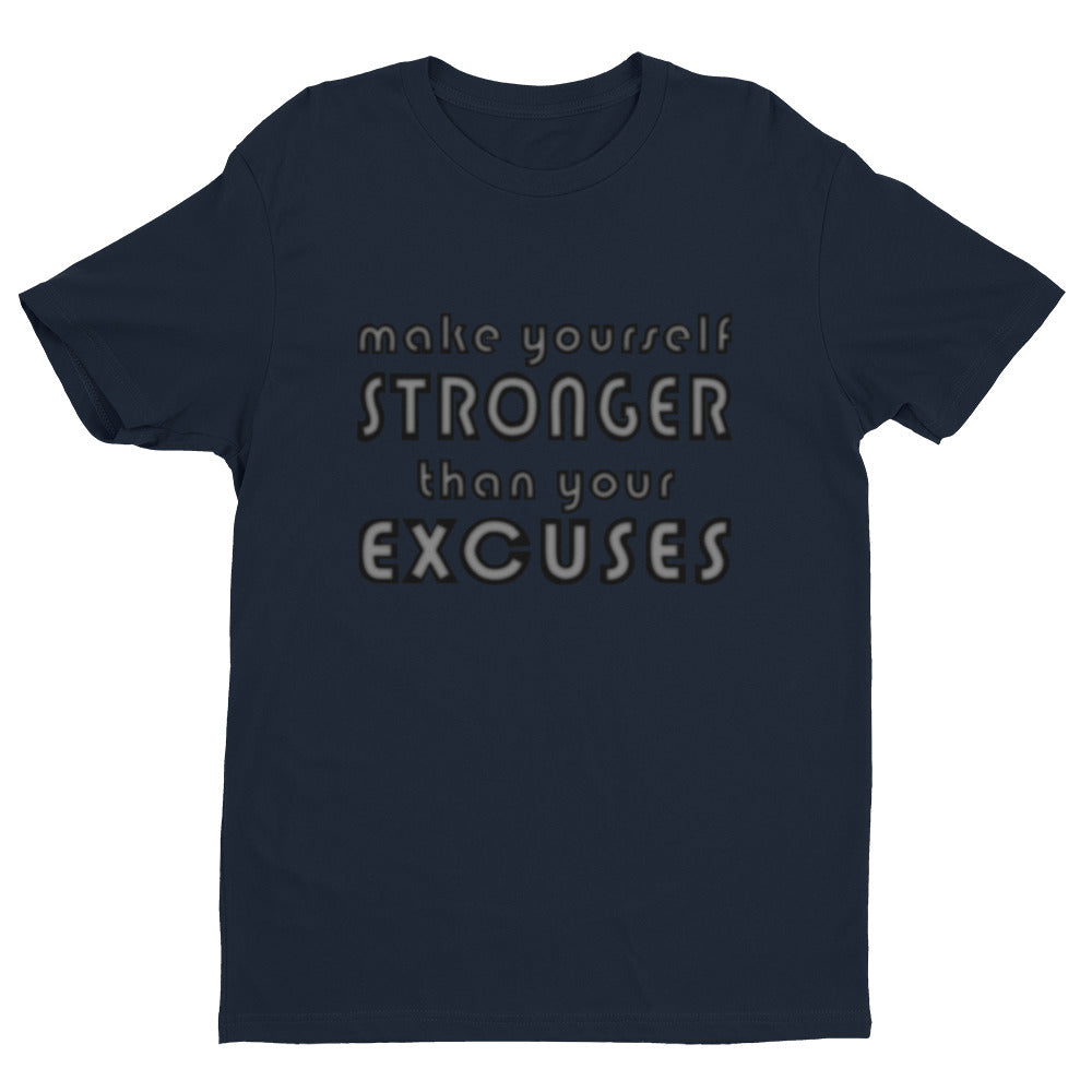 MAKE YOURSELF STRONGER Men's T-Shirt
