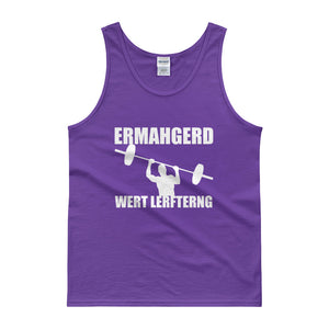 WERT LERFTERNG Men's Tank Top