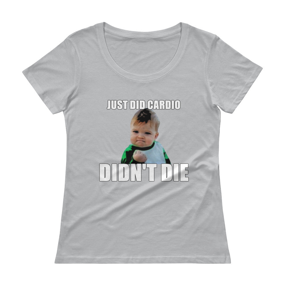 JUST DID CARDIO Women's T-Shirt