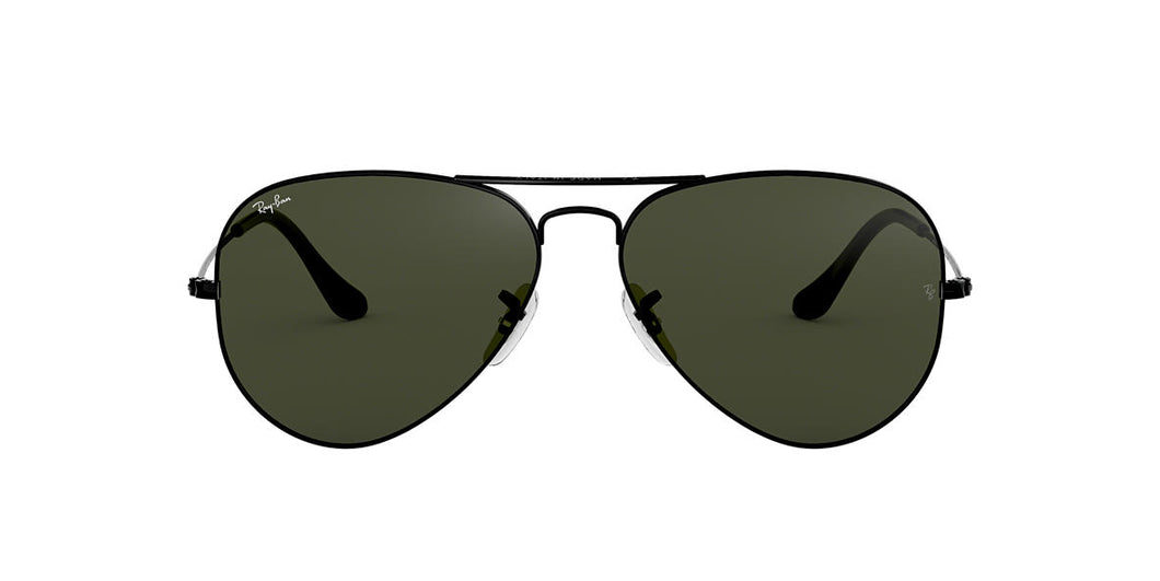 Ray Ban Sunglasses RB3025 Black